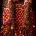 Фото Индийское мехенди - 20062017 - пример - 061 Indian mehendi_tatufoto.com