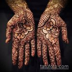 Фото Индийское мехенди - 20062017 - пример - 066 Indian mehendi_tatufoto.com