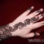Фото Индийское мехенди - 20062017 - пример - 069 Indian mehendi_tatufoto.com