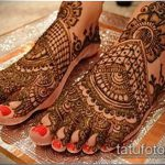 Фото Индийское мехенди - 20062017 - пример - 074 Indian mehendi_tatufoto.com