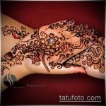 Фото Индийское мехенди - 20062017 - пример - 079 Indian mehendi_tatufoto.com