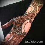Фото Индийское мехенди - 20062017 - пример - 084 Indian mehendi_tatufoto.com