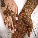 Фото Индийское мехенди - 20062017 - пример - 085 Indian mehendi_tatufoto.com