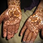 Фото Индийское мехенди - 20062017 - пример - 087 Indian mehendi_tatufoto.com