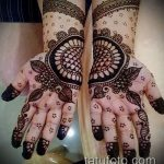 Фото Индийское мехенди - 20062017 - пример - 089 Indian mehendi_tatufoto.com