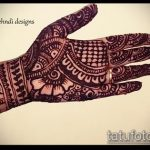 Фото Индийское мехенди - 20062017 - пример - 098 Indian mehendi_tatufoto.com