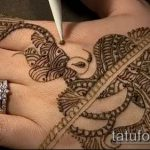 Фото Индийское мехенди - 20062017 - пример - 099 Indian mehendi_tatufoto.com