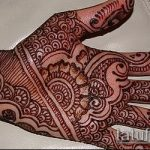 Фото Индийское мехенди - 20062017 - пример - 100 Indian mehendi_tatufoto.com