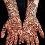 Фото Индийское мехенди - 20062017 - пример - 101 Indian mehendi_tatufoto.com