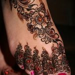 Фото Индийское мехенди - 20062017 - пример - 103 Indian mehendi_tatufoto.com