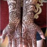 Фото Индийское мехенди - 20062017 - пример - 108 Indian mehendi_tatufoto.com