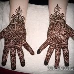 Фото Индийское мехенди - 20062017 - пример - 116 Indian mehendi_tatufoto.com