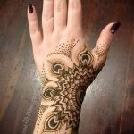 Фото Индийское мехенди - 20062017 - пример - 121 Indian mehendi_tatufoto.com