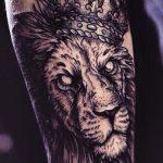 Студия татуировки КОНТРАБАНДА - МОСКВА - пример готовой татуировки - портфолио мастера салона 6