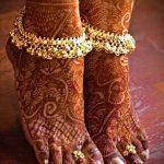 Фото Мехенди на щиколотке - 21072017 - пример - 047 Mehendi on ankles