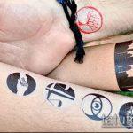 Фото Тату в домашних условиях - 11072017 - пример - 002 Tattoo at home