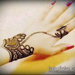 Фото браслет хной - 19072017 - пример - 003 Bracelet with henna