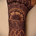 Фото браслет хной - 19072017 - пример - 007 Bracelet with henna