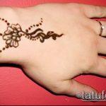 Фото браслет хной - 19072017 - пример - 010 Bracelet with henna