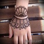 Фото браслет хной - 19072017 - пример - 011 Bracelet with henna