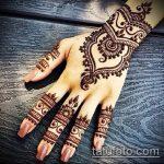 Фото браслет хной - 19072017 - пример - 013 Bracelet with henna