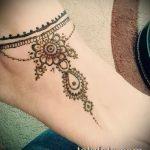 Фото браслет хной - 19072017 - пример - 017 Bracelet with henna