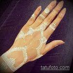 Фото браслет хной - 19072017 - пример - 018 Bracelet with henna
