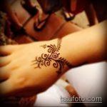 Фото браслет хной - 19072017 - пример - 019 Bracelet with henna