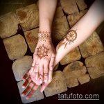 Фото браслет хной - 19072017 - пример - 022 Bracelet with henna