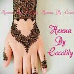 Фото браслет хной - 19072017 - пример - 023 Bracelet with henna