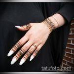 Фото браслет хной - 19072017 - пример - 026 Bracelet with henna