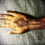 Фото браслет хной - 19072017 - пример - 028 Bracelet with henna