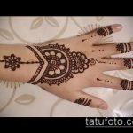 Фото браслет хной - 19072017 - пример - 034 Bracelet with henna