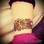 Фото браслет хной - 19072017 - пример - 036 Bracelet with henna