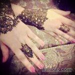 Фото браслет хной - 19072017 - пример - 044 Bracelet with henna