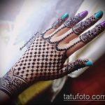 Фото браслет хной - 19072017 - пример - 045 Bracelet with henna