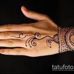 Фото браслет хной - 19072017 - пример - 052 Bracelet with henna