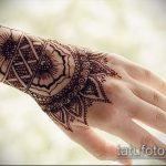 Фото браслет хной - 19072017 - пример - 053 Bracelet with henna