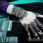 Фото браслет хной - 19072017 - пример - 054 Bracelet with henna
