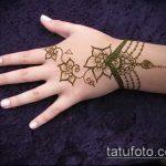 Фото браслет хной - 19072017 - пример - 055 Bracelet with henna