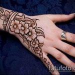Фото браслет хной - 19072017 - пример - 057 Bracelet with henna