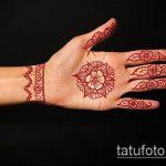 Фото браслет хной - 19072017 - пример - 063 Bracelet with henna