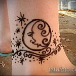 Фото браслет хной - 19072017 - пример - 064 Bracelet with henna