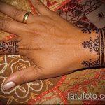 Фото браслет хной - 19072017 - пример - 066 Bracelet with henna