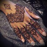 Фото браслет хной - 19072017 - пример - 068 Bracelet with henna