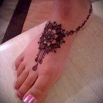 Фото браслет хной - 19072017 - пример - 070 Bracelet with henna