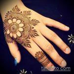 Фото браслет хной - 19072017 - пример - 073 Bracelet with henna