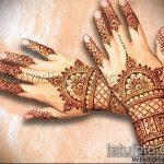 Фото браслет хной - 19072017 - пример - 074 Bracelet with henna