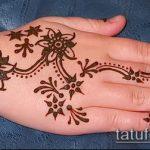 Фото браслет хной - 19072017 - пример - 076 Bracelet with henna