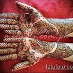 Фото браслет хной - 19072017 - пример - 082 Bracelet with henna